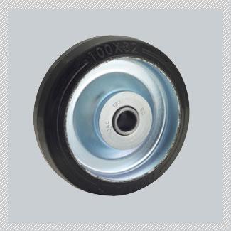 ウレタンゴム車輪