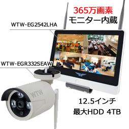 無線式カメラ